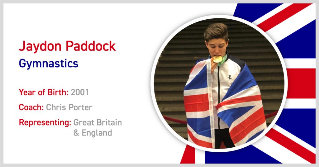 Jaydon Paddock