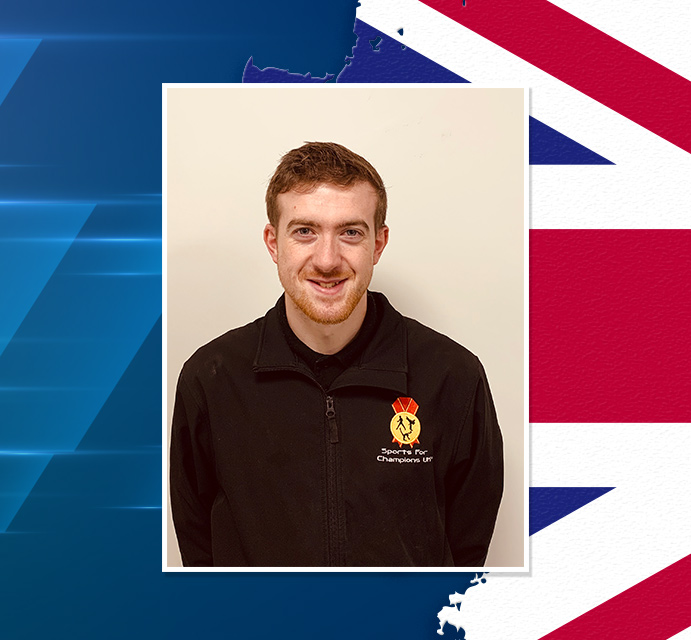 Ryan Griffiths School Liaison Representative